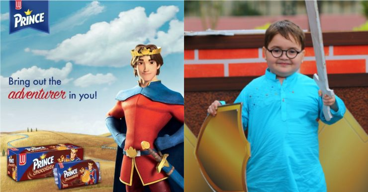 Internet Sensation Ahmed Shah Is Now A Part Of Prince Adventures