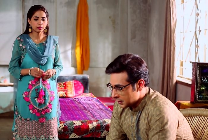 Pakistani Dramas With Older Husbands and Young Wives
