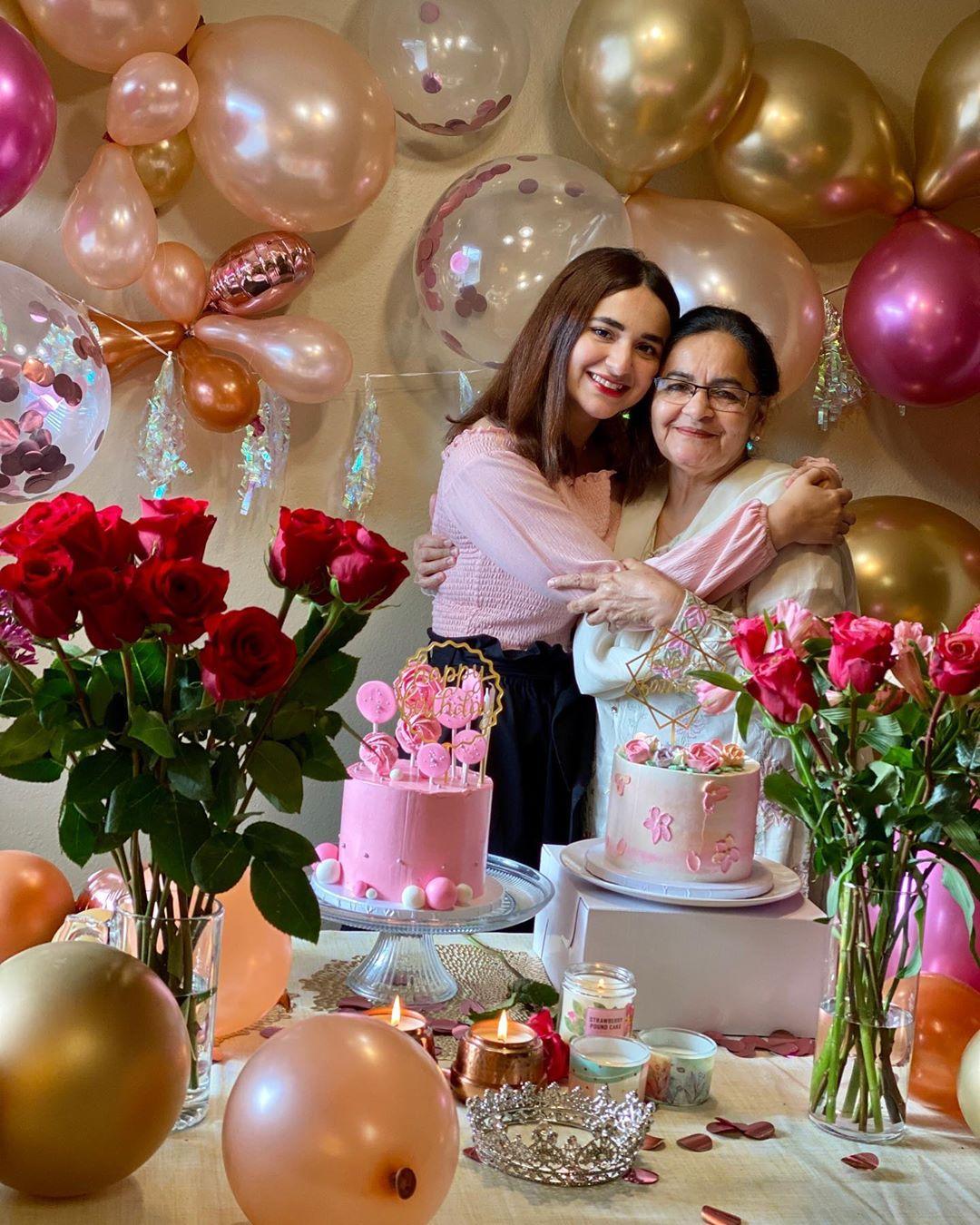 Yumna Zaidi Birthday 4