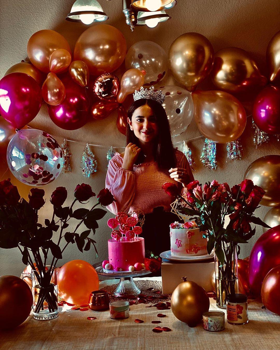 Yumna Zaidi Birthday 5