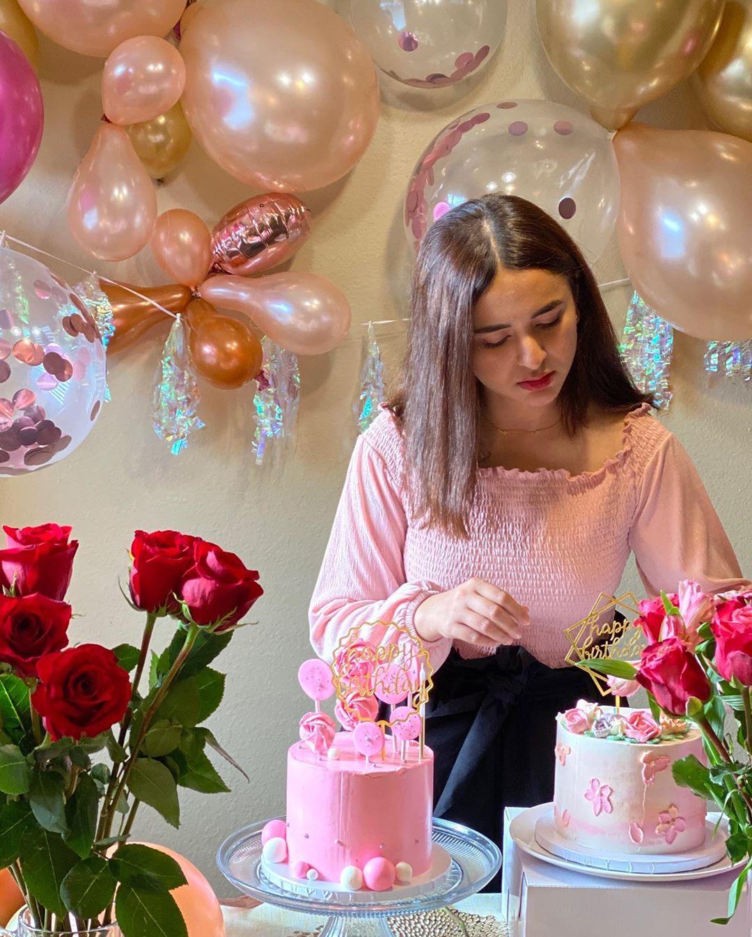 Yumna Zaidi Birthday 6