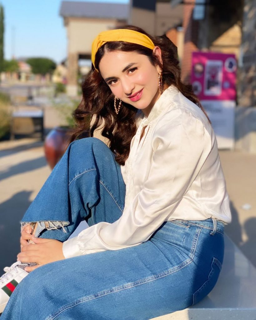 Yumna Zaidi Reveals The Person Behind Her Success