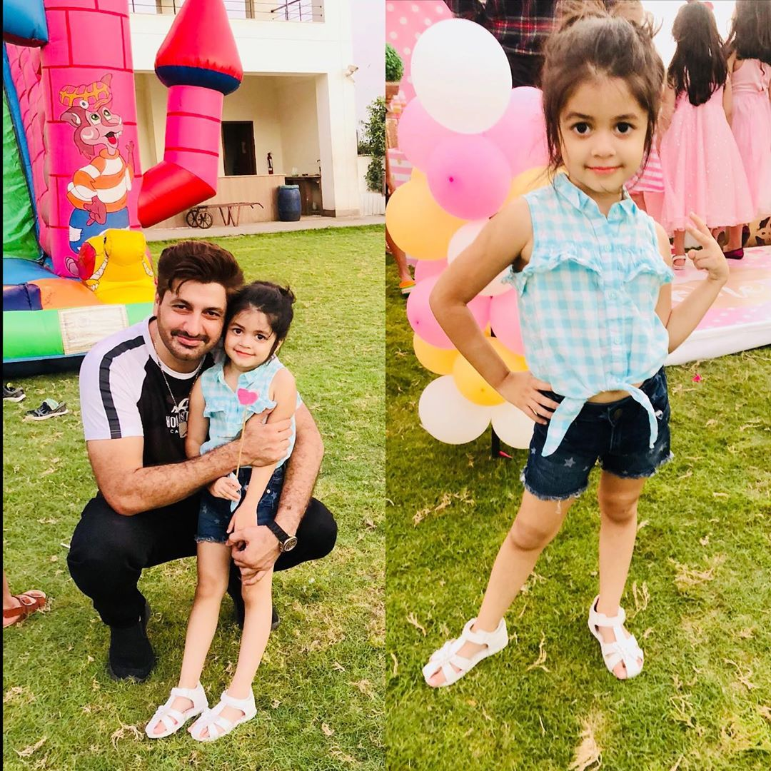 Latest Pictures of Actor Syed Jibran with Family