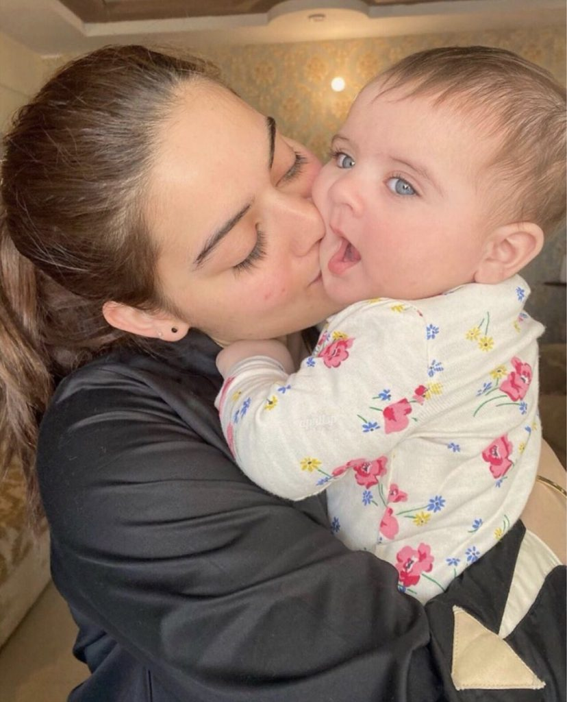 Minal Khan Opens Up About Her Love For Niece Amal Muneeb