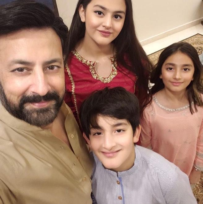 Babar Ali & Daughter Zainab Make A Great Performance Team