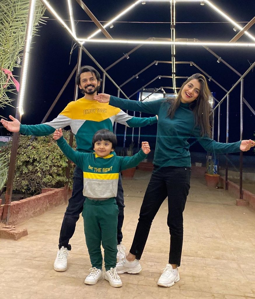 Best Clicks of Bilal Qureshi and His Family!