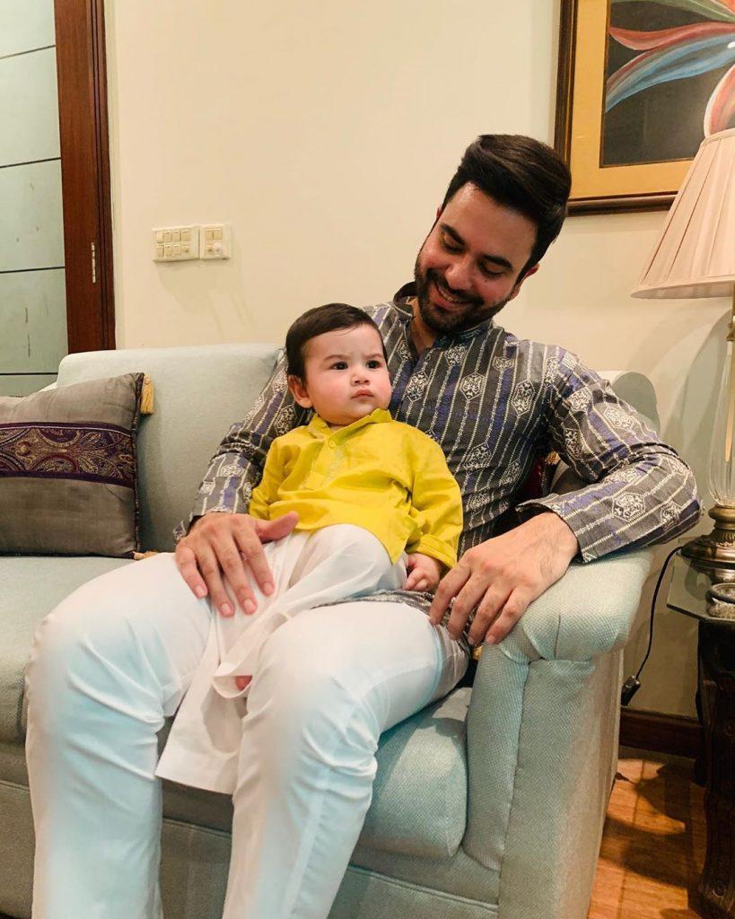 Junaid Khan Reached 1 Million Followers On Instagram