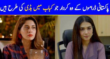 The 'Kabab Mein Haddis' In Pakistani Dramas