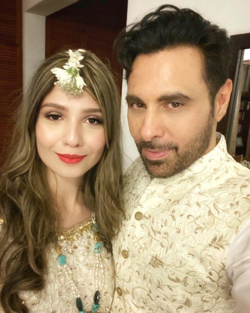 Unseen Pictures Of Singer Haroon's Wife Farwa Hussain