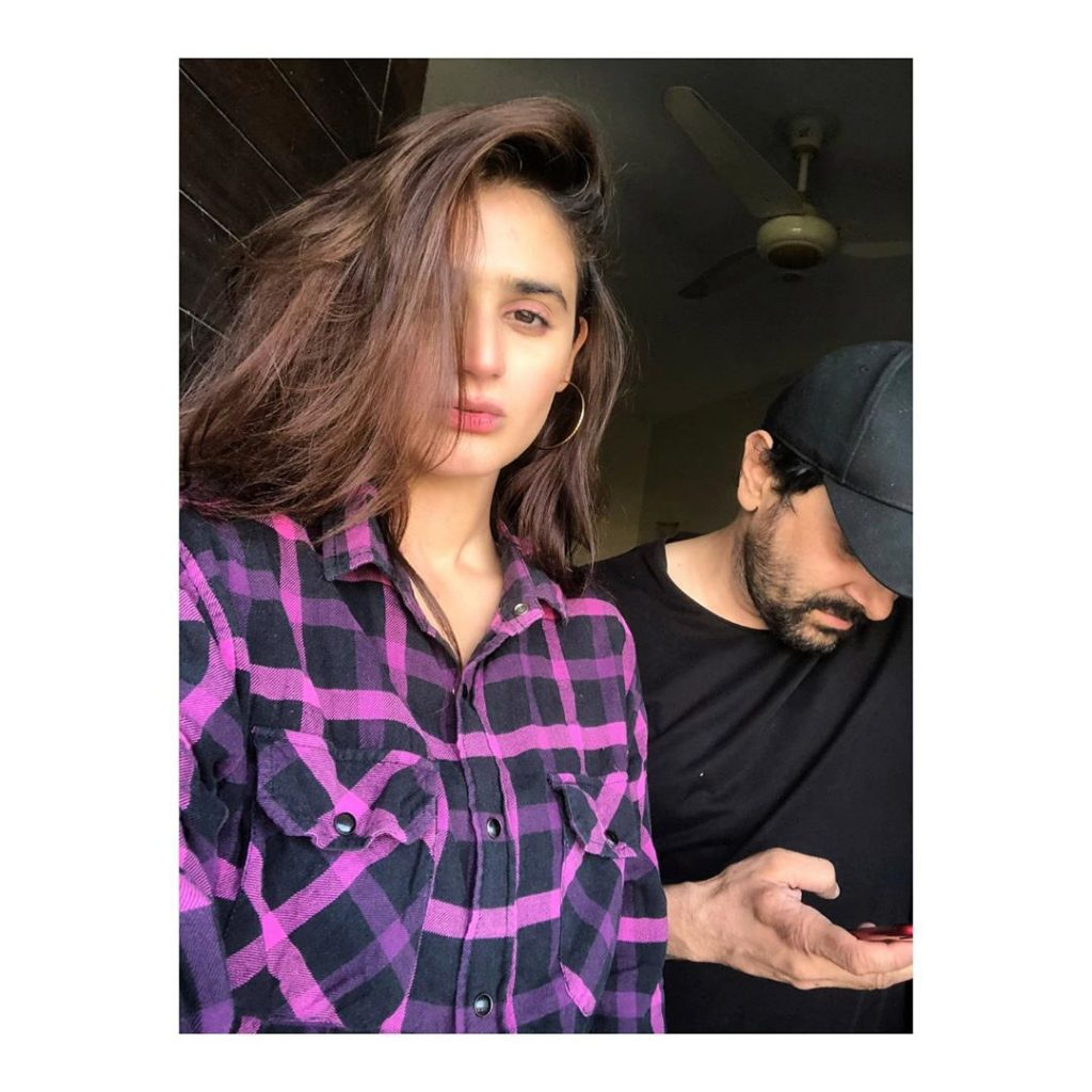 That's How Hira Mani Looks at HOME