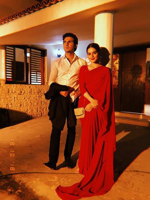 Teasers Of Minal Khan, Shahroz Sabzwari Starrer 'Nand' Out Now