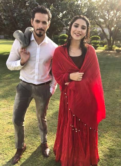 Teasers Of Ramsha Khan, Wahaj Ali Starrer Ghissi Pitti Mohabbat Out Now