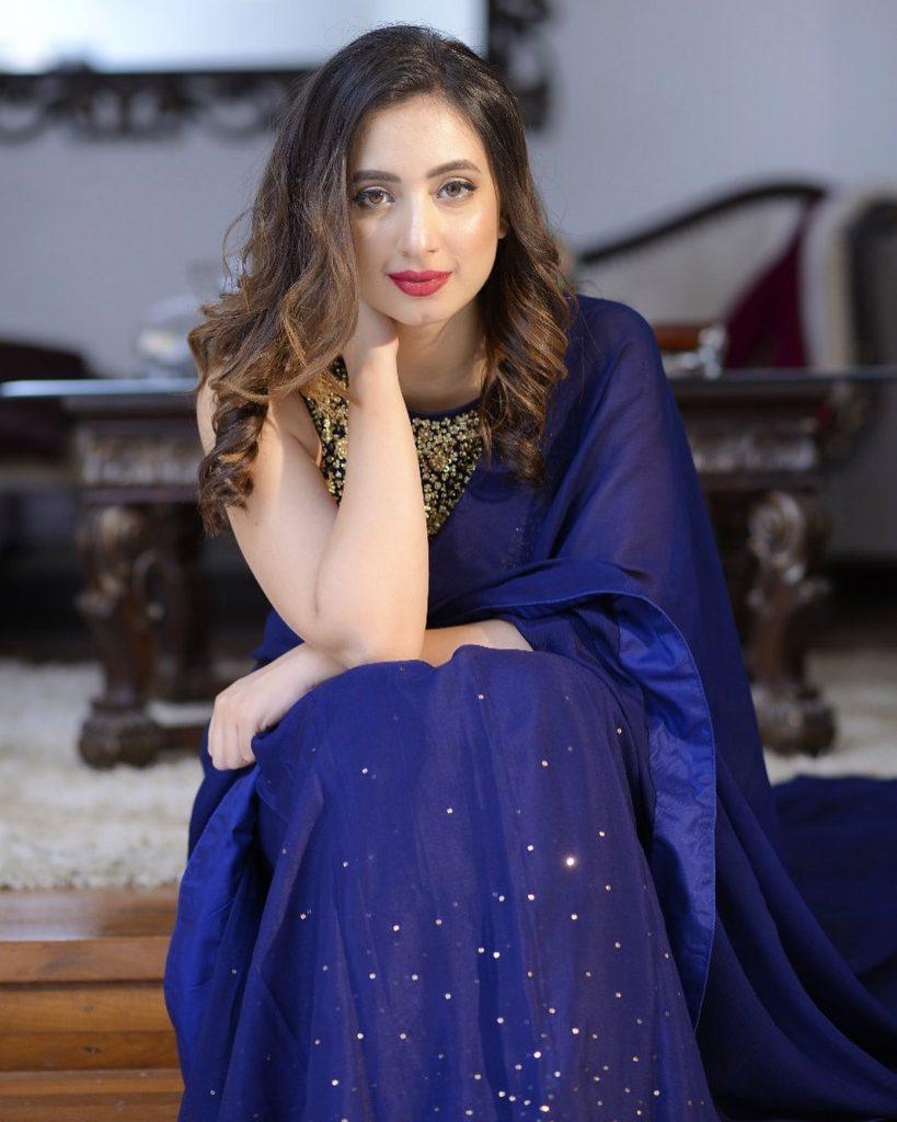 Eastern Dresses of Komal Aziz Khan That Can Be Your Next Eid Dress