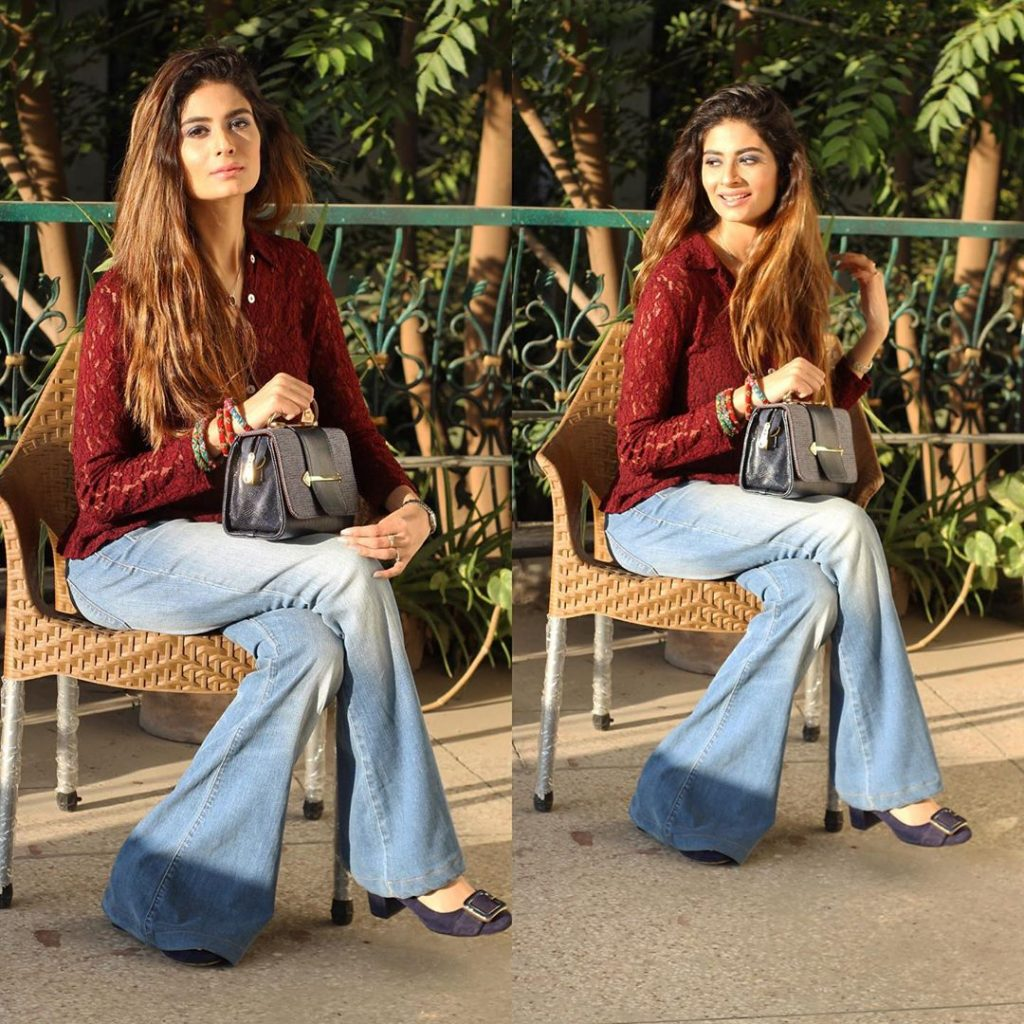 Latest Beautiful Pictures of Madiha Iftikhar