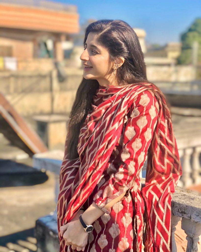 Stunning Hairstyles of Mawra Hocane are Phenomenal