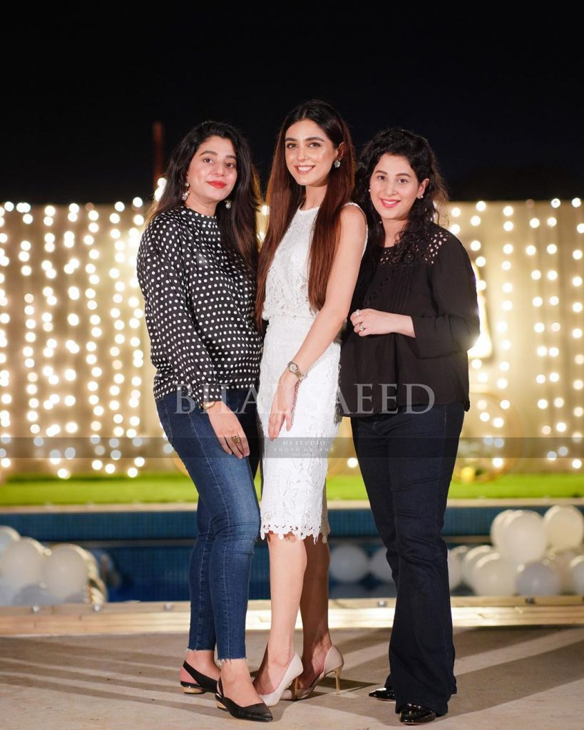 Pictures From Maya Ali's 31st Birthday Party