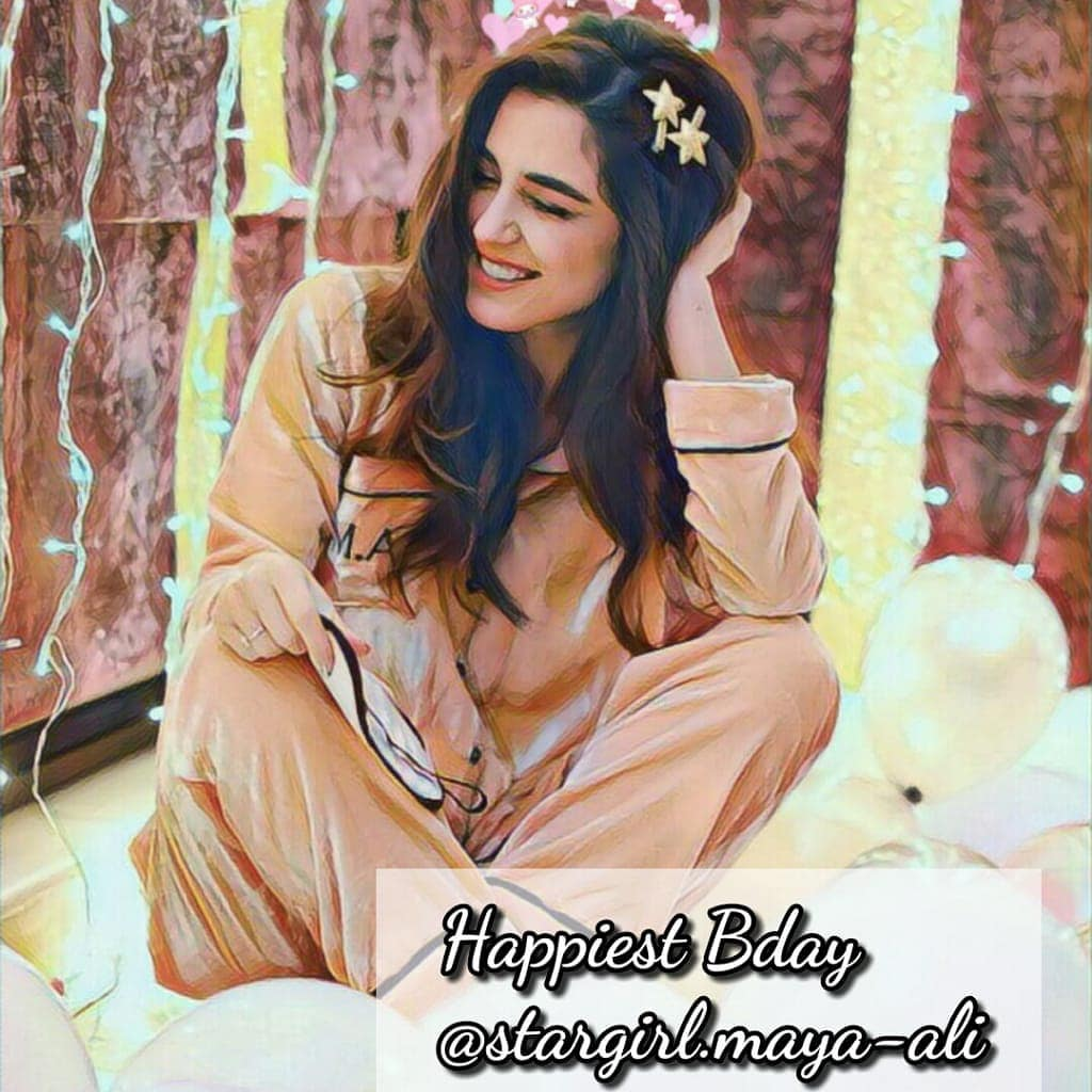 Latest Pictures of Maya Ali Will Surely Make Your Day