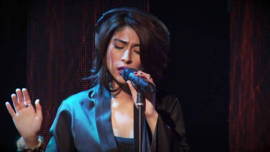 FIA Cyber Crime Wing Has Registered FIR Against Meesha Shafi