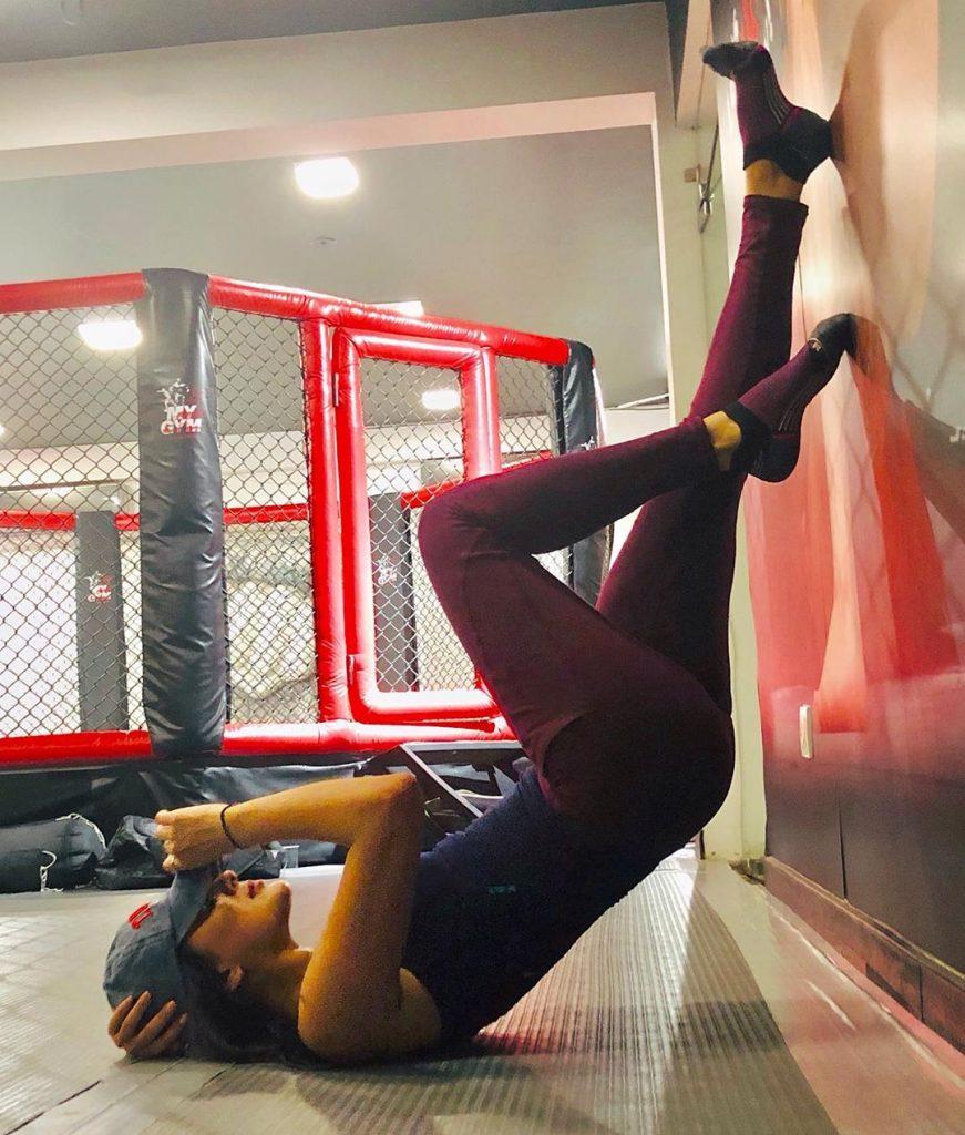 Hidden Secrets Behind the Fitness of Mehwish Hayat