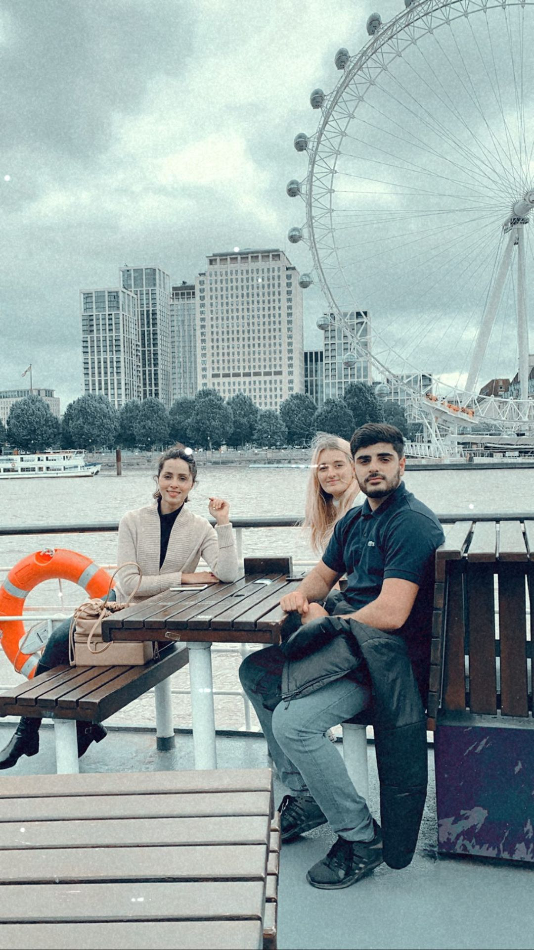 Nimra Khan Latest Pictures with her Husband from London