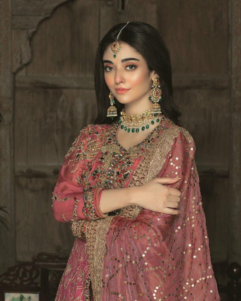 Desi Looks of Noor Zafar Khan