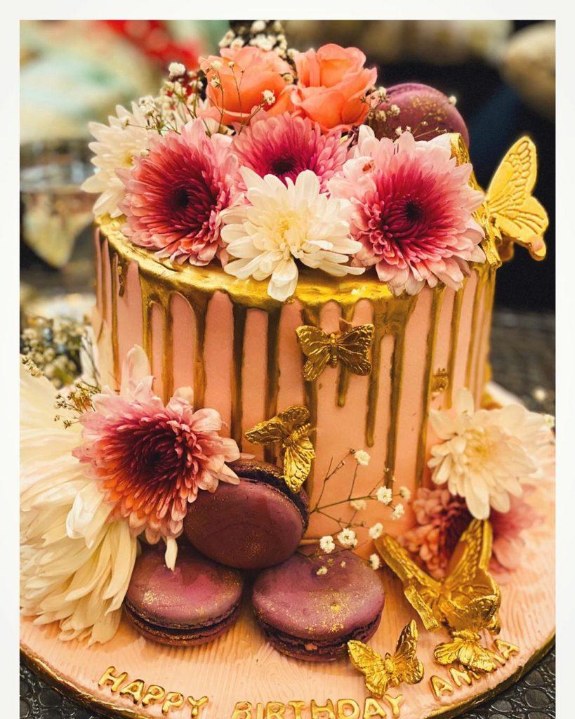 Maya Ali Celebrates Her Birthday - Latest Pictures