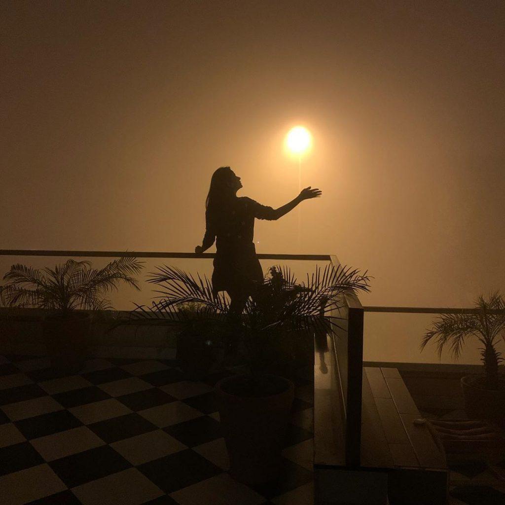 Bold and Beautiful – Describes Saba Qamar