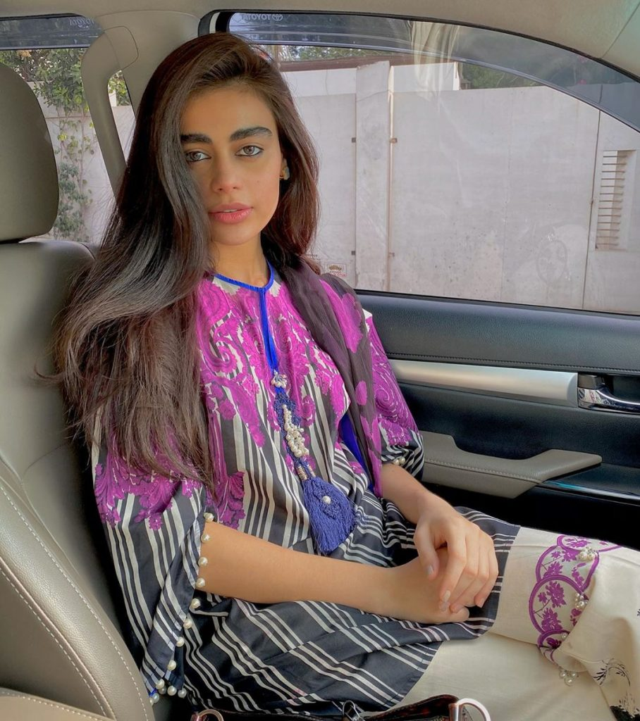 Sadaf Kanwal Has A Message For Haters
