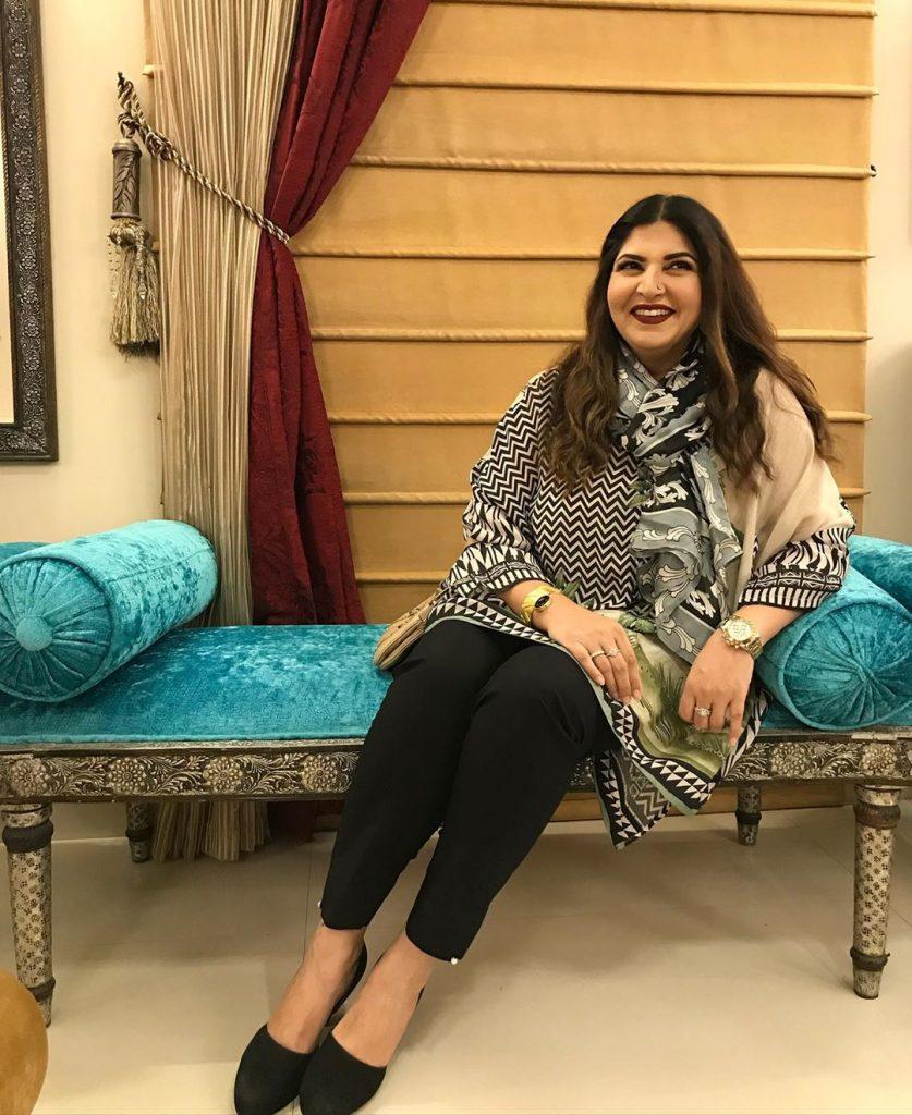 Shagufta Ejaz Introduces Her Daughters On Social Media