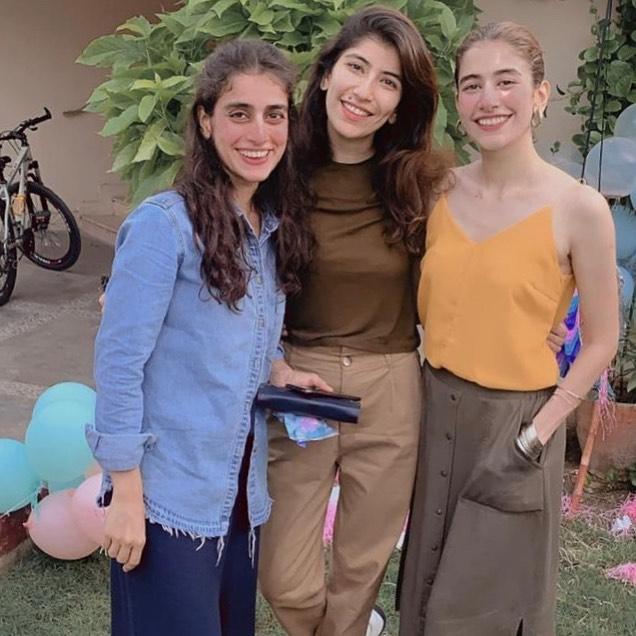 Syra Yusuf & Shahroz Sabzwari Celebrate Daughter Nooreh's Birthday
