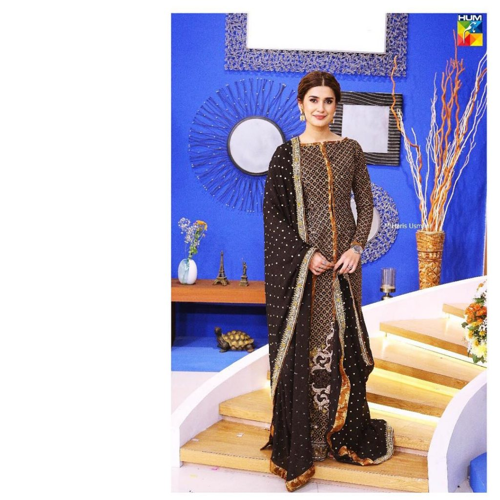 Fabulous Pictures of Kubra Khan in Eastern Wear