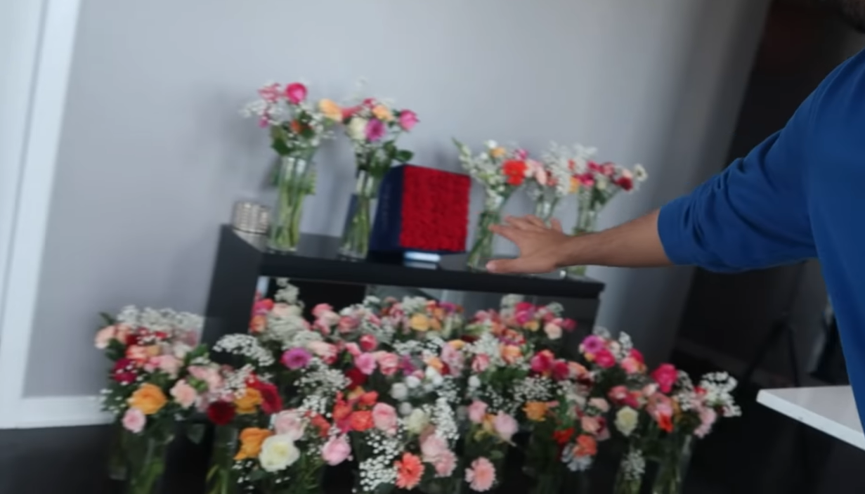 Zaid Ali Surprise Birthday to his Wife Yumna Zaid