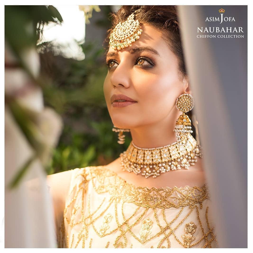 Beautiful Zara Noor Abbas Latest Photo Shoot