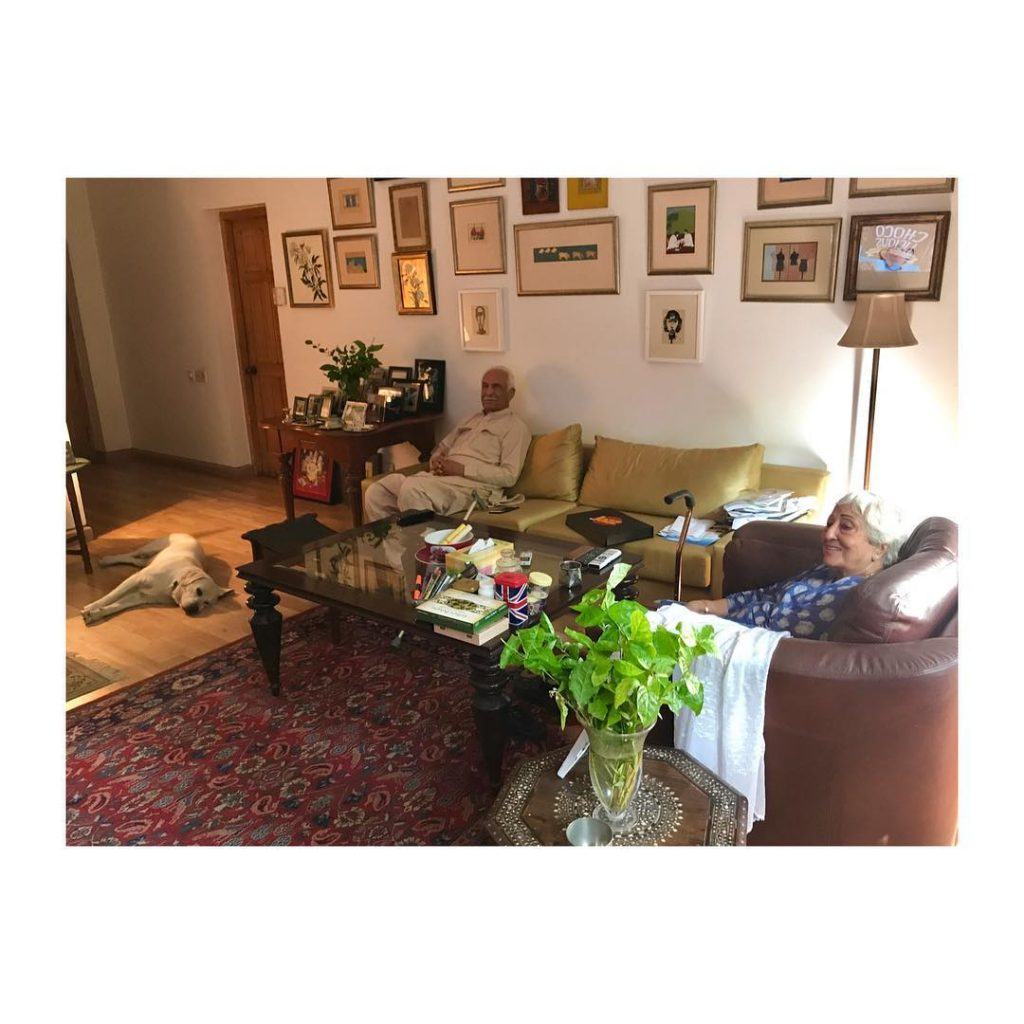 Pictures Of Mira Sethi's Beautiful House