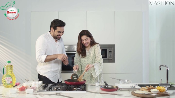 Humayun Saeed Answers Mahira Khan's Fun Questions