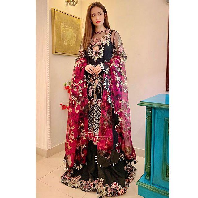 Recent Beautiful Clicks Of Actress Sana Javed