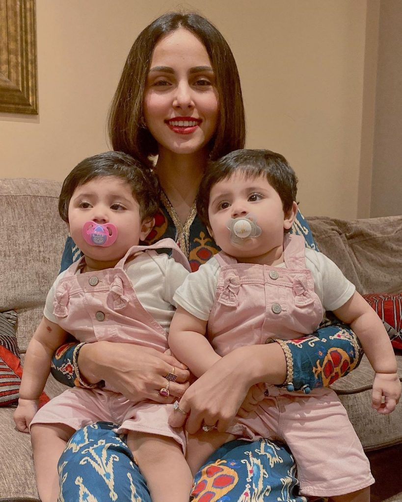 Pakistani Celebrities Who Are Deeply Attached To Their Siblings' Children