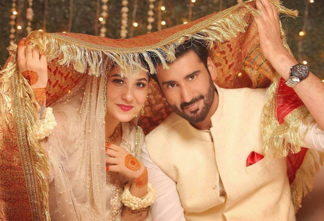 5 Things Agha Ali and Hina Altaf Love About Each Other