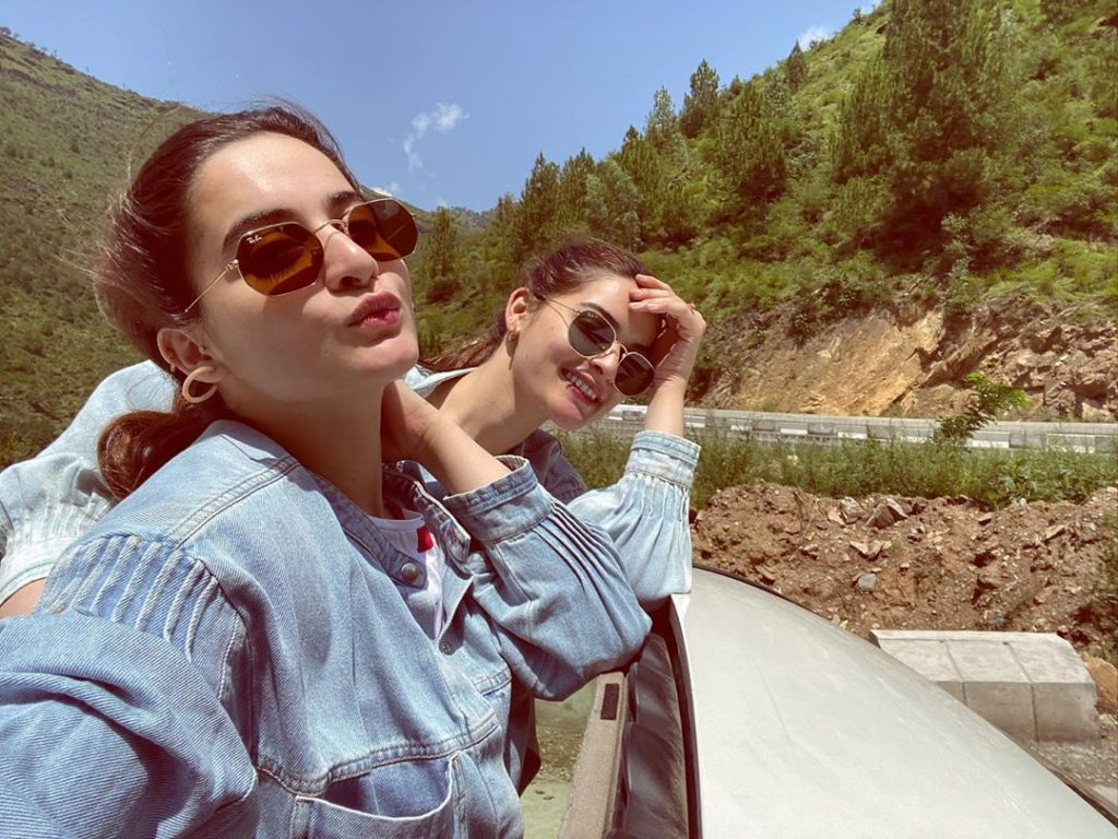 Why Aiman Khan And Minal Khan Don't Work Together?