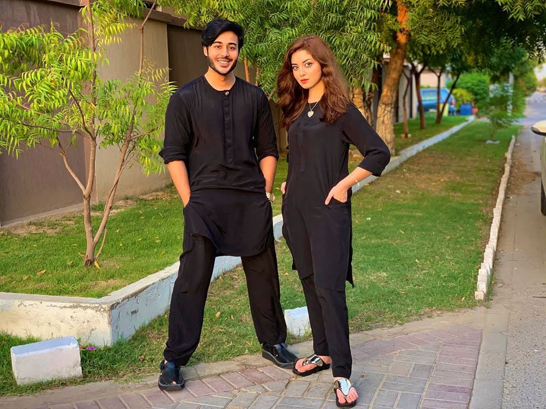 Alizeh Shah and Noaman Sami - Latest Beautiful Pictures