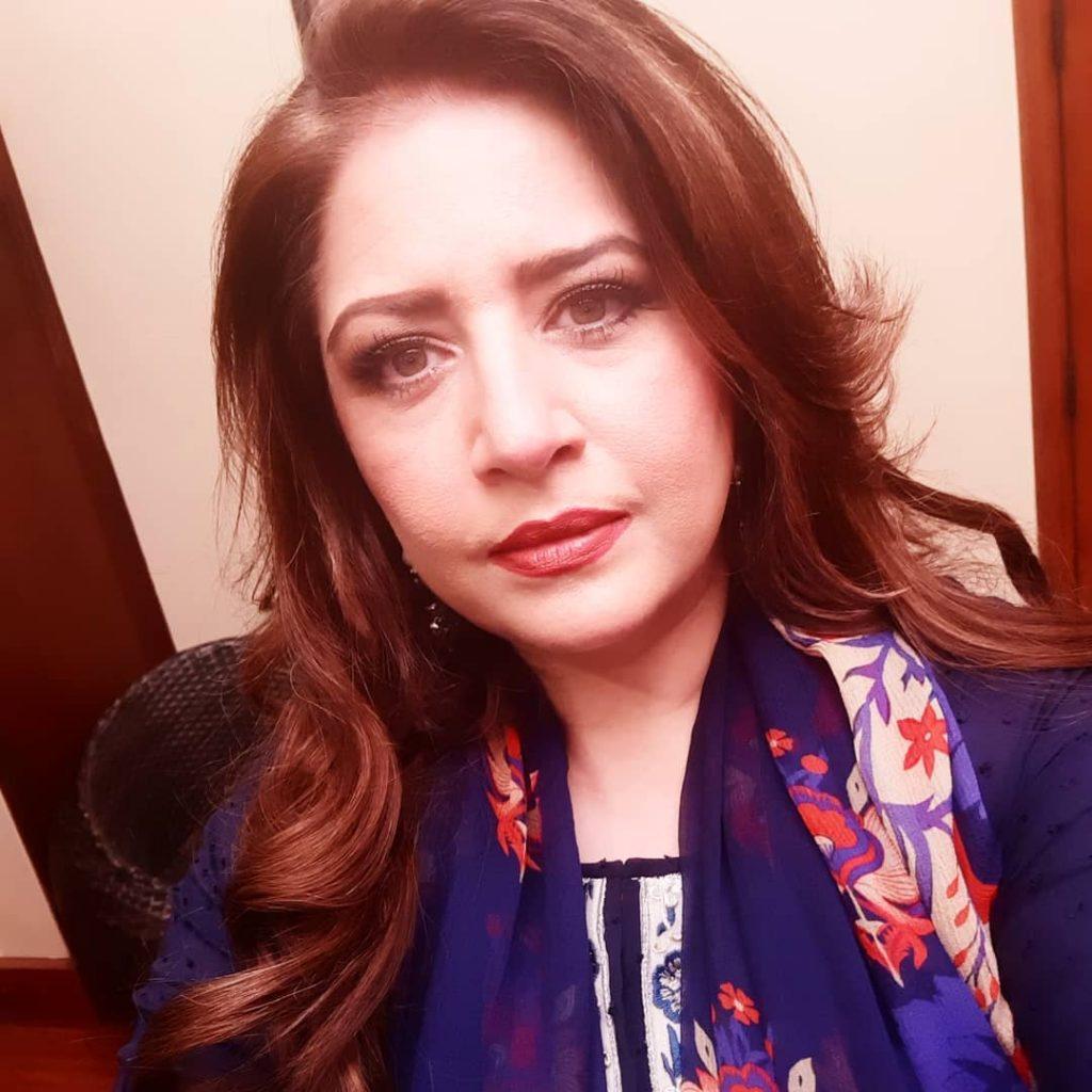 Atiqa Odho Clarifies Her Stance On Omair Rana's Controversy