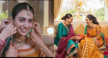 Beautiful Recreation Of Sarah Falaks Intimate Wedding 6