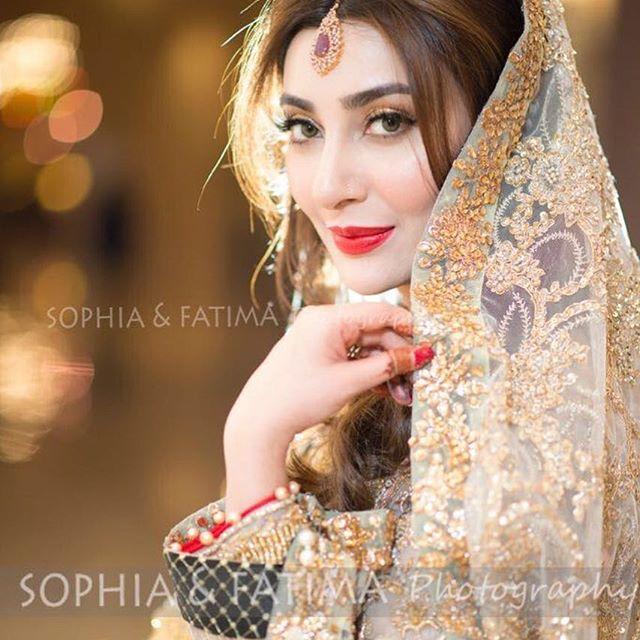 Beautiful Throwback Video Of Aisha Khan's Rukhsati Moment