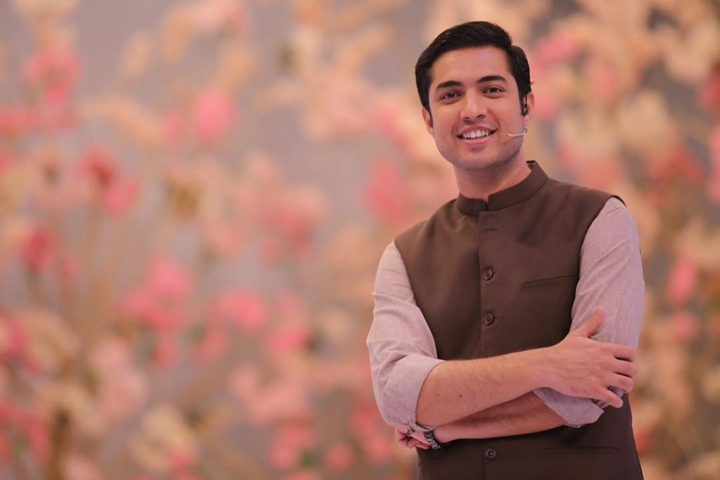 Adorable Family Pictures Of Iqrar-ul-Hassan