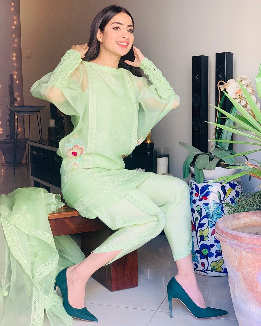 Celebrities Pictures on Eid ul Adha 2020
