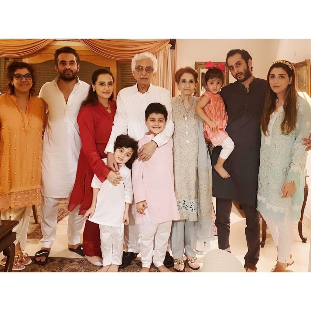 Eid Pictures Of Sabzwari And Sheikh Family 1