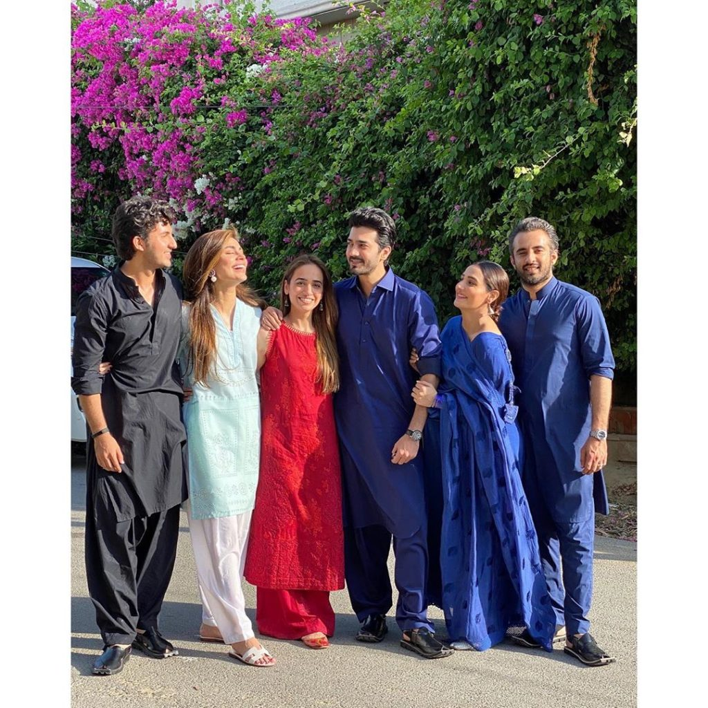 Eid Pictures Of Sabzwari And Sheikh Family 5