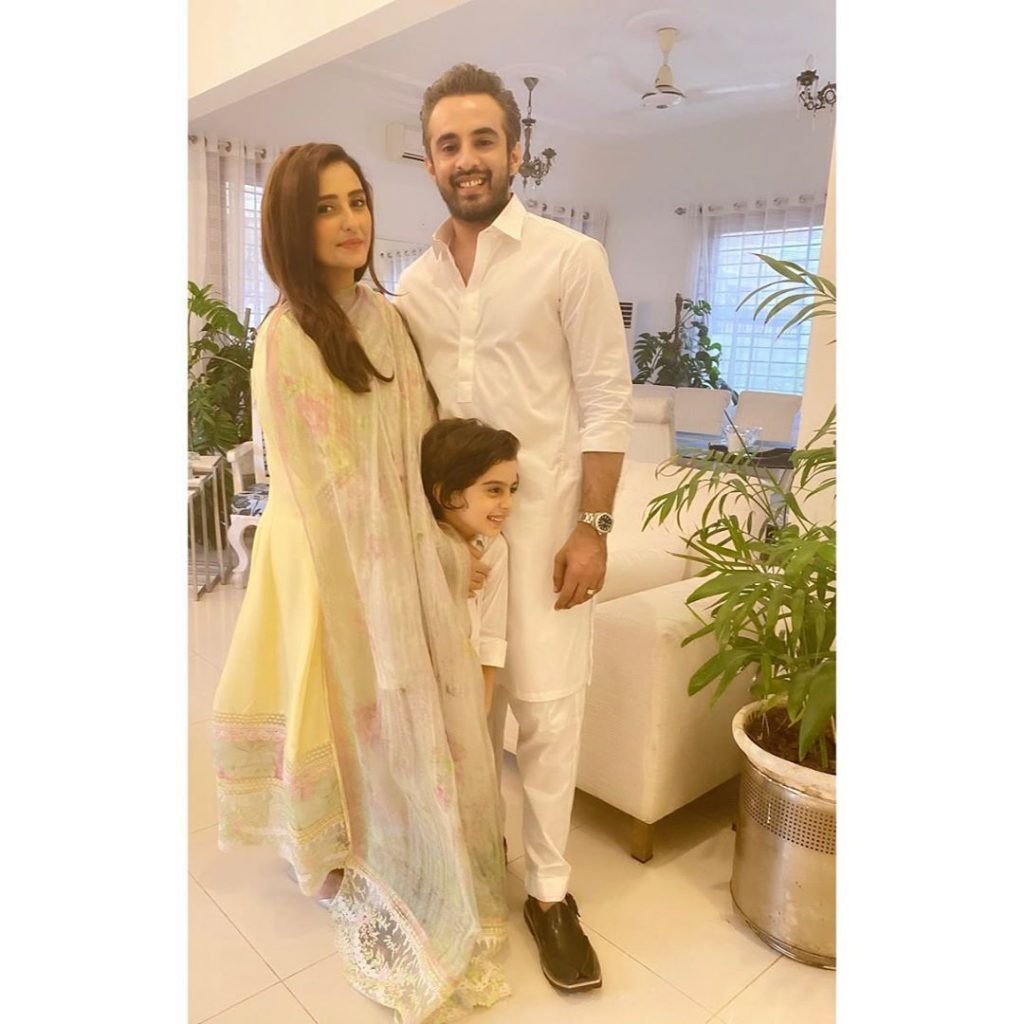 Eid Pictures Of Sabzwari And Sheikh Family 51
