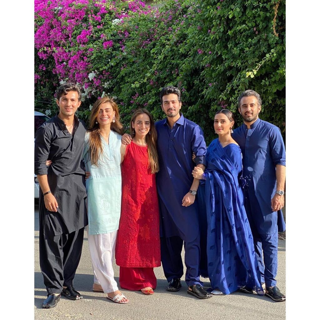 Eid Pictures Of Sabzwari And Sheikh Family 54