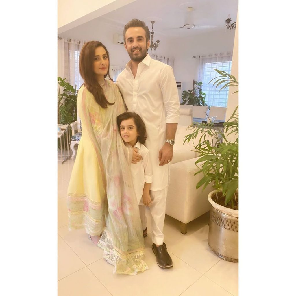 Eid Pictures Of Sabzwari And Sheikh Family 55